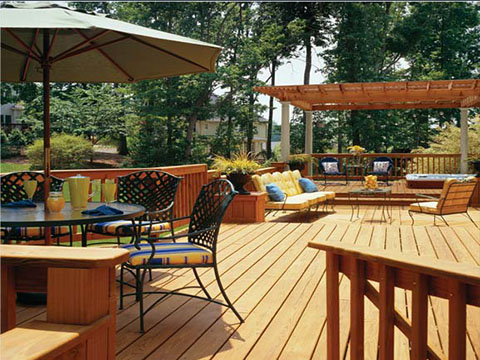Calumet City-Illinois-backyard-decks